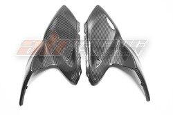 Panel boczny pokrywa dla Kawasaki Z1000 2014-2018 całości z włókna węglowego 100% skośnym