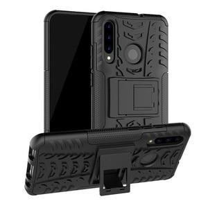 Dla Huawei Honor 20 Lite Case luksusowe PC + TPU pokrywa stojak pancerz odporny na wstrząsy Case dla Huawei Honor20 Lite Honor 20 Lite etui na telefony