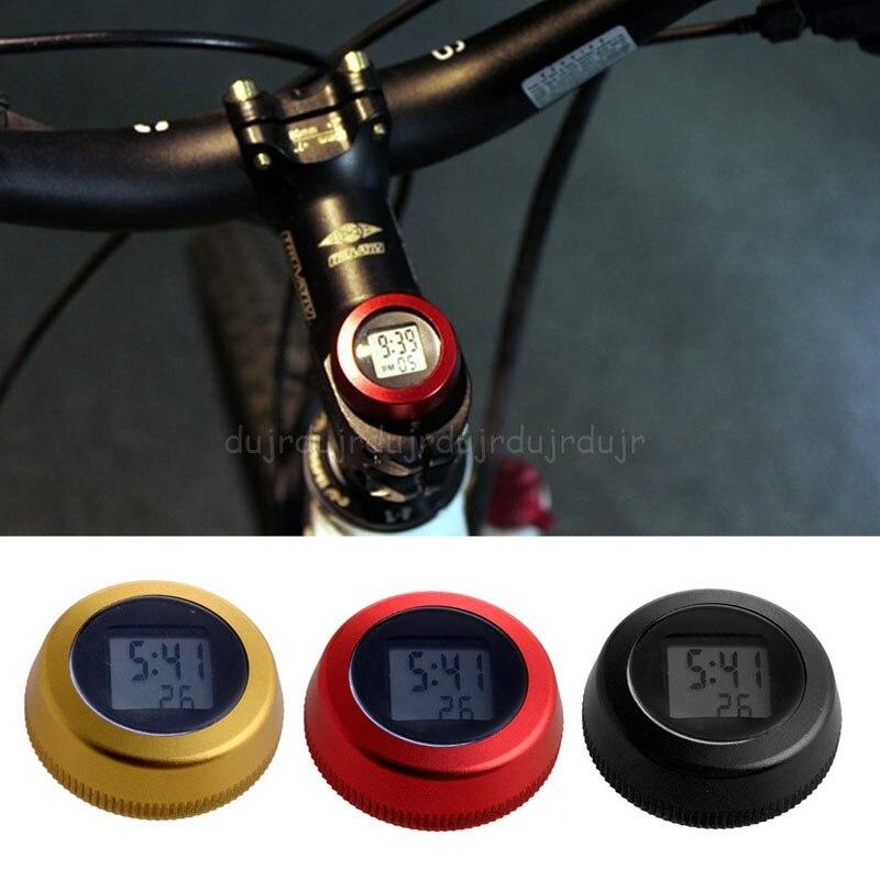 Universal Waterproof Digital Bicycle Bike LCD Cycling Stopwatch Cycling Clock N20 Dropship