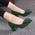 Summer Fashion Pointed Toe Casual Shoes High Heels Women Shoes Sy-2232