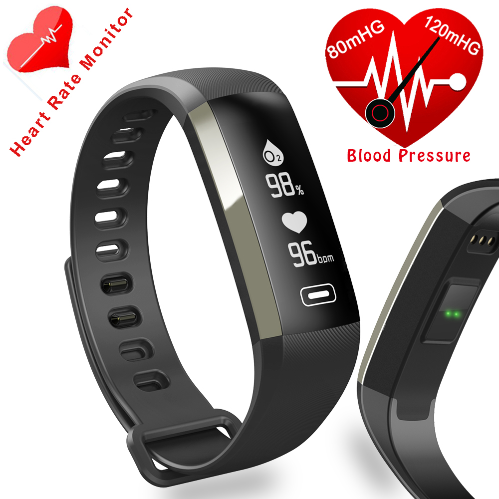 Blood Pressure Smartband M2 Sports Fitness <font><b>Bracelet</b></font> Gps Watch Heart Rate Monitor Activity Tracker <font><b>Cell</b></font> <font><b>Phone</b></font> Bluetooth android