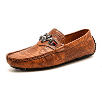 New Men's Loafers Men's Casual Shoes Skull Lazy Doug Shoes Youth Shoes