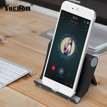 Universal Flexible Desk Stand Phone Holder For iPad iPhone 7 6S Sony Mo