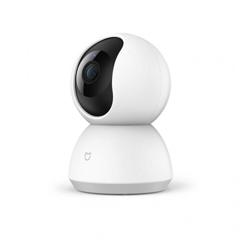 Version anglaise Xiaomi Mijia caméra intelligente berceau tête Version 1080 P 360 degrés Webcam caméra IP caméscope WIFI sans fil App contrôle - 2