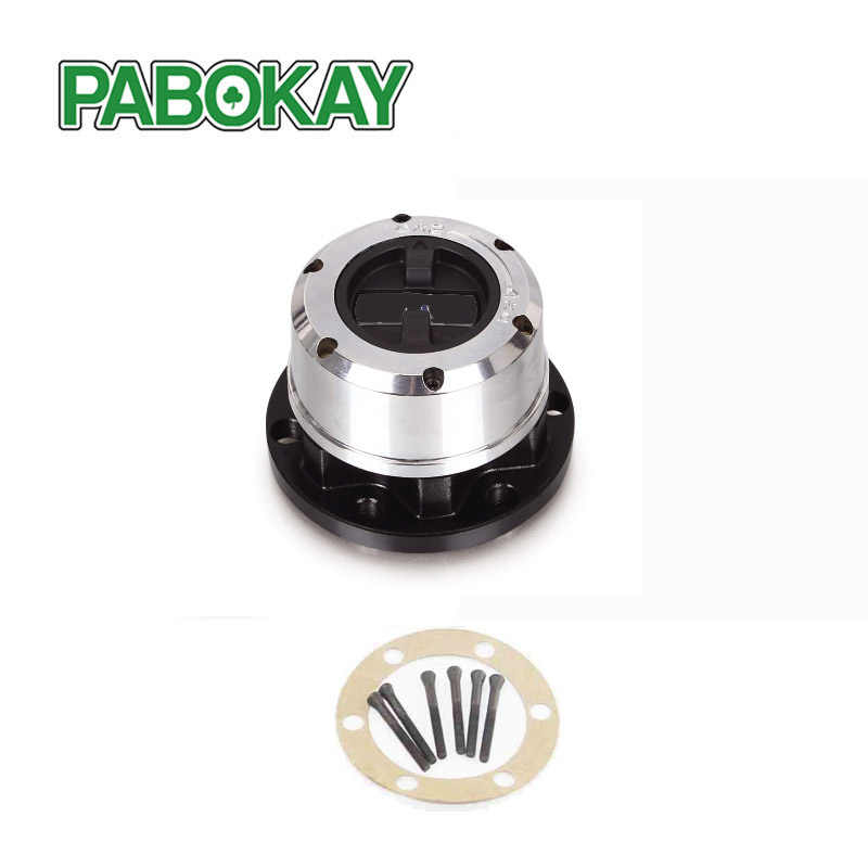 1 pièce x pour NISSAN patrouille 4x4 PU 90-up pour TATA Sumo tout pour FORD Maverick manuel gratuit moyeux de verrouillage de roue B021 AVM445