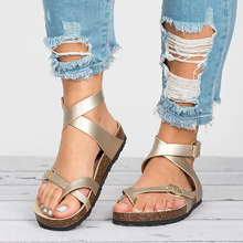 a11a0ef565123c Factory Direct Sandals Women 2019 Summer Shoes Women Flat Sandals For Beach  Chaussures Femme Clog Plus