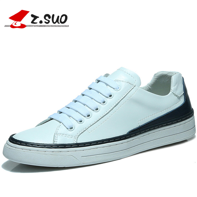 Men s spring and autumn casual lacing shoes low top casual popular fashion shoes free shipping