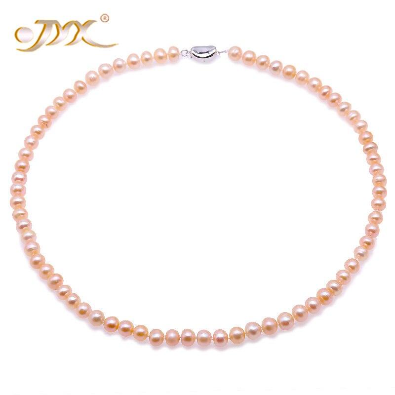 JYX բնօրինակը մշակված քաղցրահամ ջրերի - Նուրբ զարդեր - Լուսանկար 1