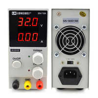 LED Digital Switching DC Power Supply Voltage Regulators Lab Repair Tool Adjustable LW-K3010D 110/220V Power Source