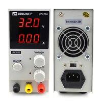 LED Digital Switching DC Power Supply Voltage Regulators Lab Repair Tool Adjustable LW K3010D 110/220V Power Source