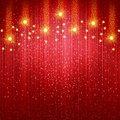 Rot Weihnachten Sparkly Glitter Licht hintergrund Hohe qualität Computer drucken party fotografie hintergründe-in Hintergrund aus Verbraucherelektronik bei