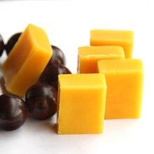 30*40*14mm Organic Natural Pure Beeswax 15G Ballina Honey Wax Bee Cosmetic Maint