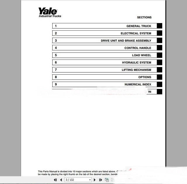 yale forklift full set pdf parts manuals in code readers scan rh aliexpress com