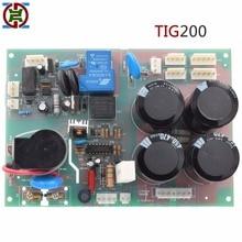 TIG200 TIG200A dc аргоновая дуговая сварочная машина панель питания высокочастотная плата пол печатная плата