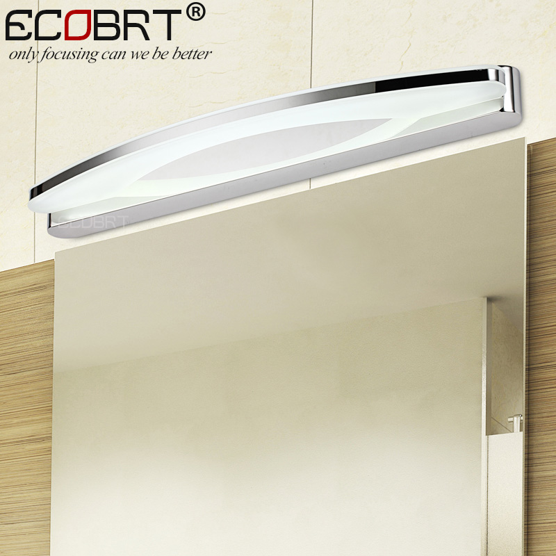 Modern led bathroom wall lights lamps long led tube lights over aeproducttsubject aloadofball Choice Image