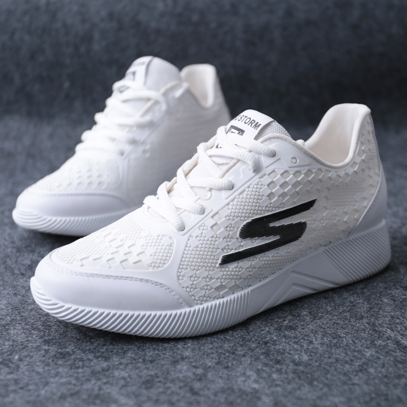 SHUANGFENG Brand White Wedges Platform Sneakers Women Shoes 2018 - Zapatos de mujer - foto 1