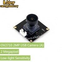 OV2710 2MP USB Camera, Better Sensitivity in Low light Condition, Driver Free