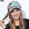 Algodón de moda Sombreros Para Mujeres Niñas Gorras Casquette Snapback Gorra de béisbol Femenino Deporte Ocasional Sombrerería Ajustable grande o pequeño