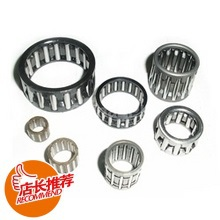 K/KT series radial needle roller and cage assembly Needle roller bearings K505517  K50*55*17MM 0 25mm 540 needle skin maintenance painless micro needle therapy roller black red