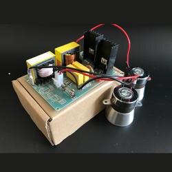 120 Вт 220 В ультразвуковой печатной платы 28 кГц UCE-220V цена в том числе соответствующие преобразователи, Малый камера с приводом