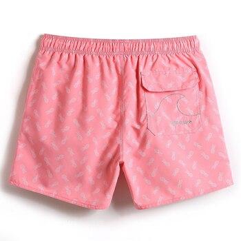 Gailang Brand Men Beach Shorts Casual Man Boxer Trunks Bottom Swimwear Swimsuits Elastic Waist Quick Drying Board Shorts Bermuda 1
