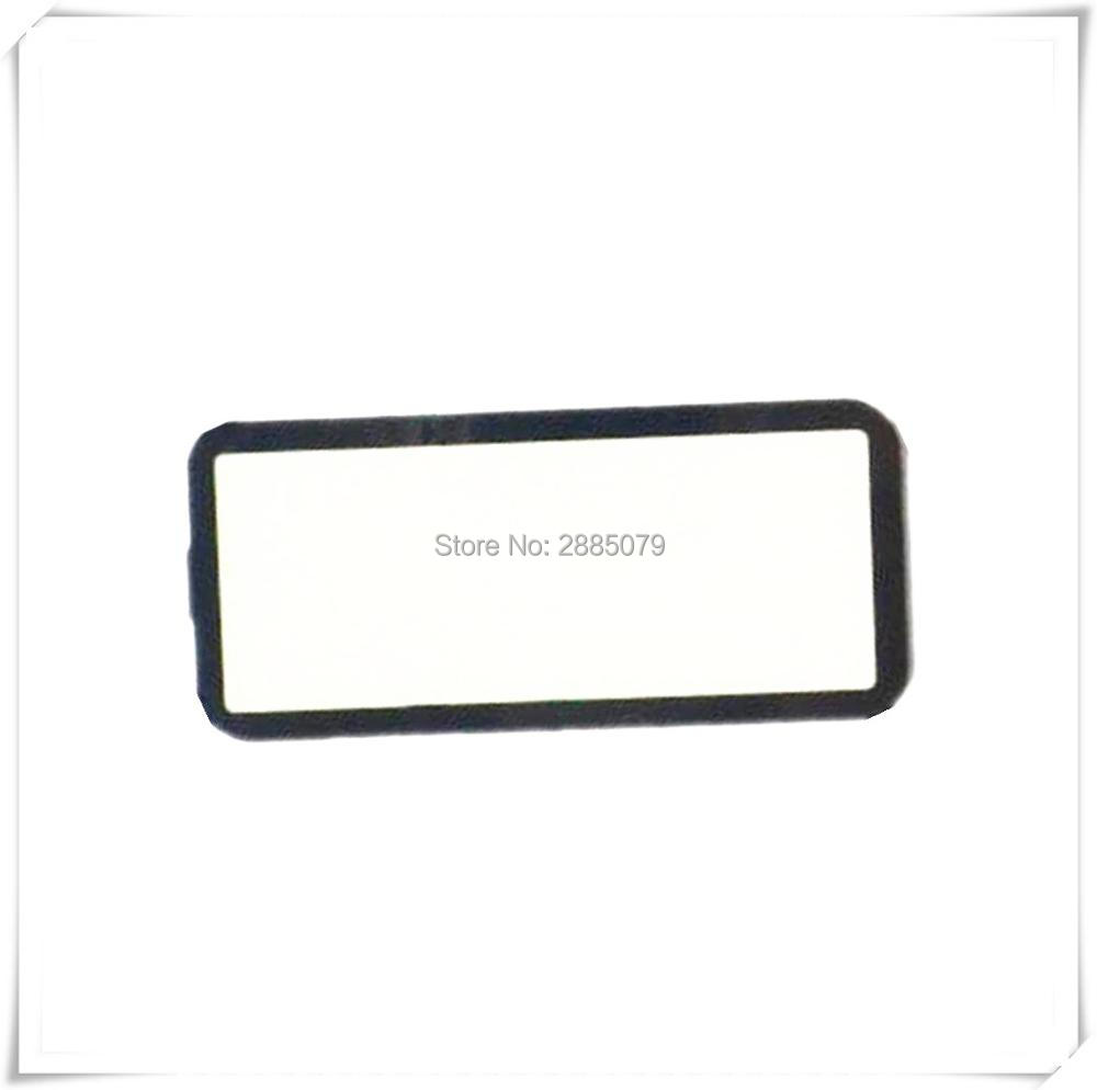 NEW Top Outer LCD Display Window Glass Cover For Canon EOS