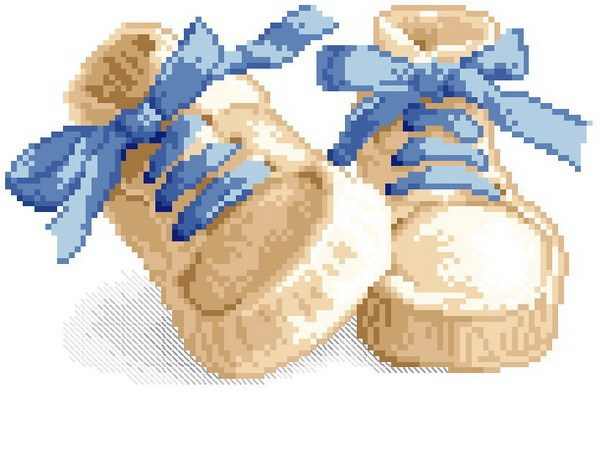 Calidad Superior DIY contado cross stitch kit bebé, certificado ...
