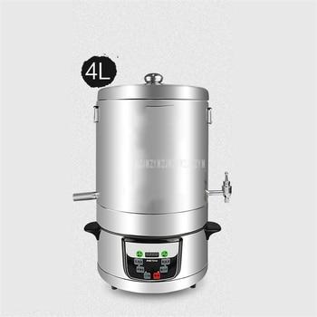 4L/5L/10L/15L Household Brewer Automatic Wine Distillation Maker Machine Distiller Liquor Wine Making Equipment 220V