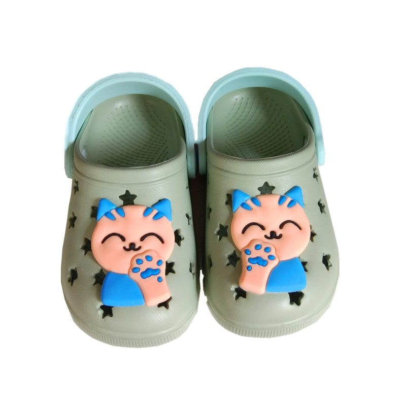 Cats in Space Slide Sandals Indoor /& Outdoor Slippers Shoes for kids boys and girls