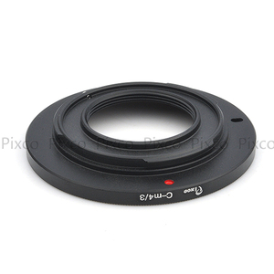 Image 2 - Pixco C to M4/3, 16mm Lens Adapter Suit For C Mount Lens to Suit for M4/3 Camera