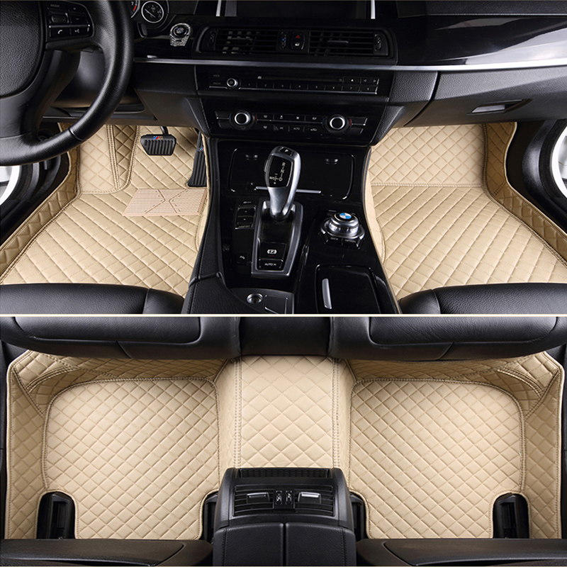 Car Travel Custom Car Floor Mats For Acura All Models MDX