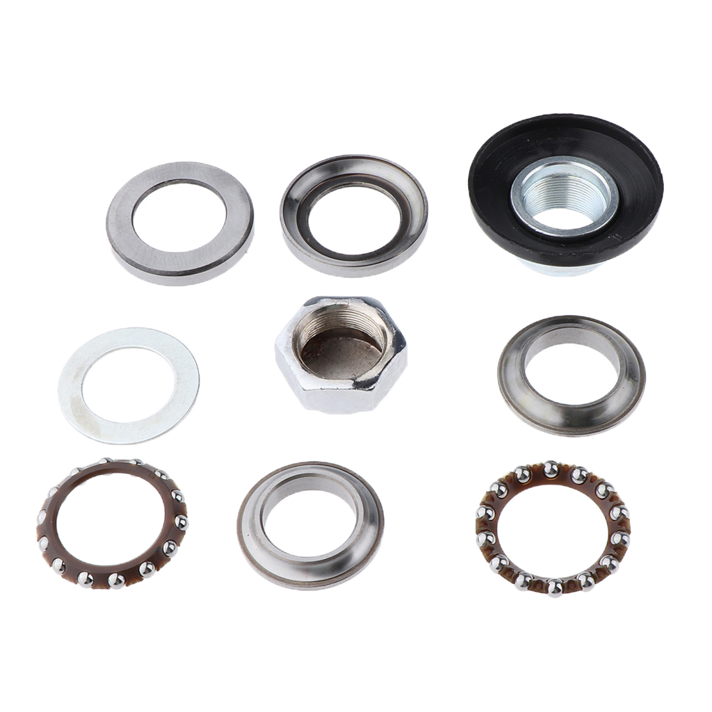 1 Pcs Motorcycle Steering Fork Bearing Set For Honda CRF50 XR100 CT70  CL50 CT90 Etc Motorcycle Steering Bearing Accessories-in Covers & Ornamental Mouldings from Automobiles & Motorcycles