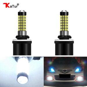 2pcs 1200Lm H27 880 Led 881 H27 H1 H11 H3 led fog light Bulbs For Cars H27W/1 H27W1 Auto Fog Light LED Driving Running Light 12V(China)