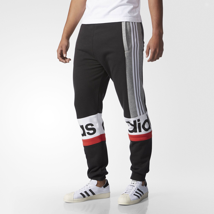 Adidas performance men s sportswear aj5185 breathable running pants
