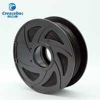 Createbot filamento da impressora 3d 1.75mm petg filamento 1kg carretel plástico material para impressora 3d em moscou
