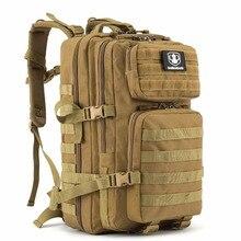 Варвары 35L Тактический военная Униформа рюкзак, Молл ошибка из сумка рюкзак для Открытый пеший Туризм Кемпинг горный туризм Охота
