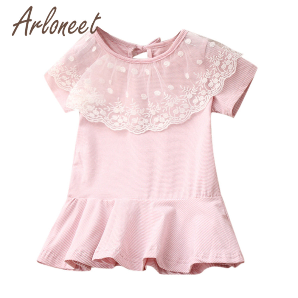 USA Casual Girl Kids Tutu Dress Lace Princess Party Tulle Tutu Dress Beachwear
