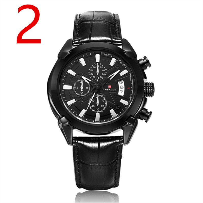The elegant and luxurious mens business quartz watch shows a mature mans charm. 19The elegant and luxurious mens business quartz watch shows a mature mans charm. 19