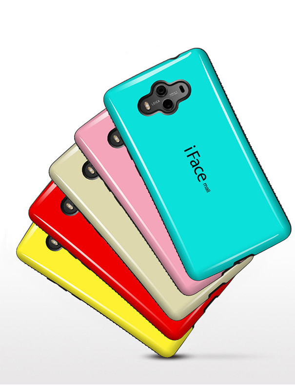 iFace Mall Dropproof Case Cover For Huawei Mate 10/ 10 Pro  TPU+PC Shockproof Anti-knock Phone Shell