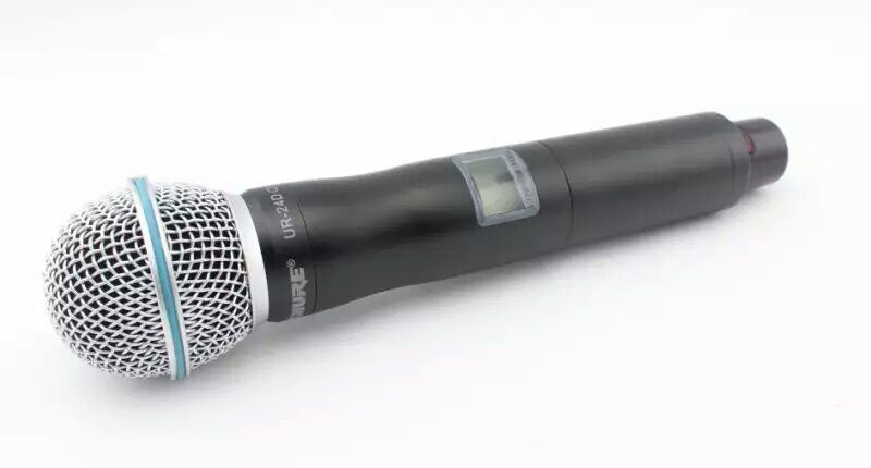 [On Promotion] New High Quality SM 58 58LC Wired  Microphone Vocal Karaoke Handheld Microfone Mike  free shipping high quality version sm 58 58lc sm58lc wired vocal karaoke handheld dynamic microphone microfone microfono mic
