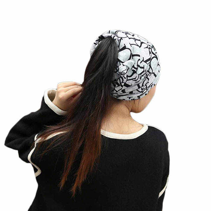 #40 Mũ Lưỡi Trai Nữ Nắp Đen Cổ Điển Thời Trang Hip-Hop Chữ Cái Tiếng Anh Đa Năng Quần Baggy Nón Lưỡi Trai Unisex Khăn Đậu gorro