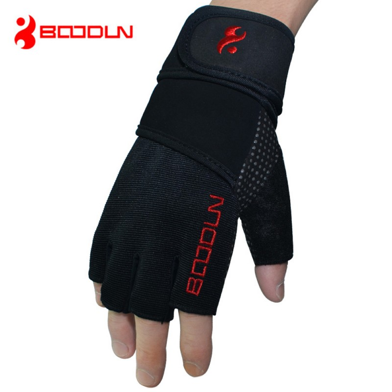 Xcrossfit Weight Lifting Gloves: BOODUN Crossfit Gloves Non Slip Weight Lifting Gloves Gym