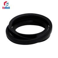 Industrial Triangle V Belt B Type Black Rubber Drive V Belt B3900/3950/4000/4100/4200/4300/4500 Machine Transmission Rubber Belt