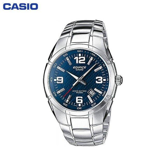 Наручные часы Casio EF-125D-2A мужские кварцевые на браслете