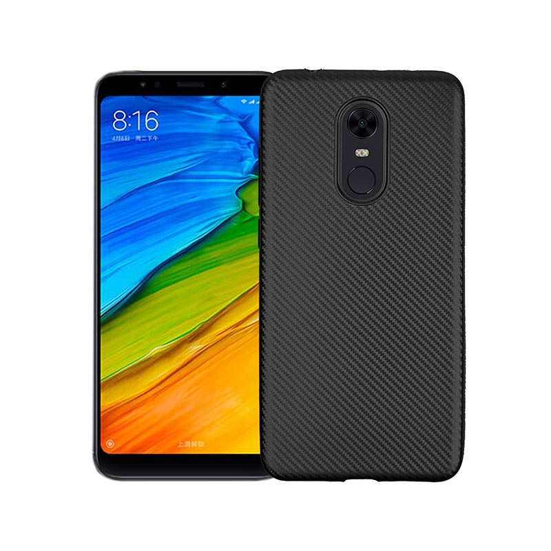 YIESOM Luxury Protective Case For Xiaomi Mi6 A1 5X Cover Redmi 5 5 Plus 5A 4A 4X Capa Redmi Note 4 4X Carbon Fiber Soft Case (7)