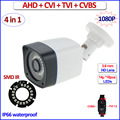 2MP AHD-H HDCVI HDTVI 960H 4in1 cctv camera AHD camera 1080P outdoor HD Analog Security IP66, F22 sensor, 3.6mm Lens, OSD IR-CUT