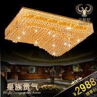 2017 Special Offer New No 220v Lustres De Sala Abajur Led Ceiling Light Luxury Quality Crystal