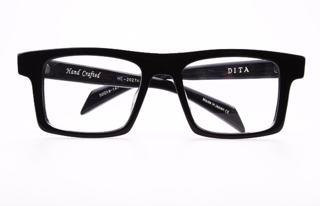 dita glasses hand crafted japan hand made glasses plate celluloid glass frame spectacle frame - Dita Frames