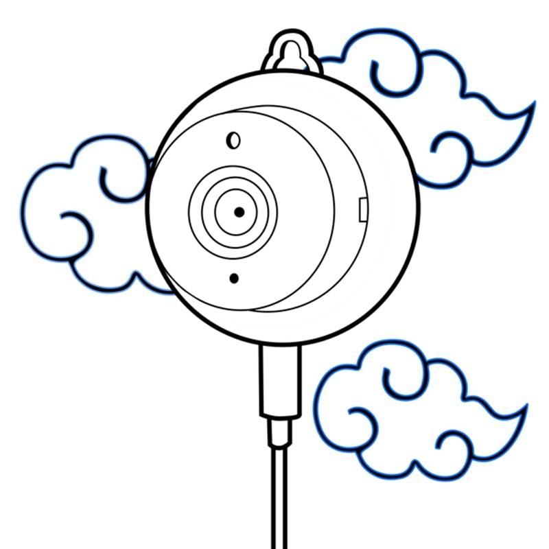 Digoo Dg Myq 2 1mm Lens 720p Wifi Night Vision Two Way Audio Smart