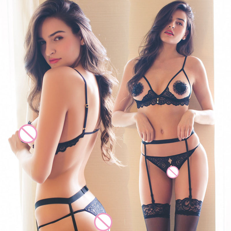 3662bd1c3c Buy suspenders bra thong sets and get free shipping on AliExpress.com